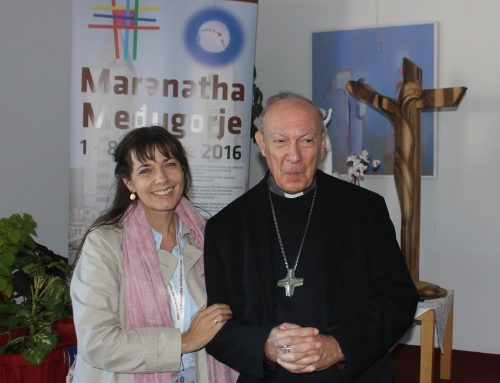 Message from Mgr André Léonard